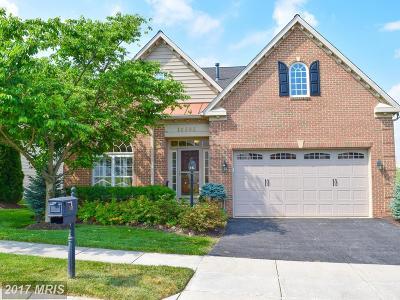 New Market Single Family Home For Sale: 10595 Edwardian Lane #58