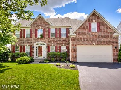 Frederick Single Family Home For Sale: 9110 Hendry Terrace