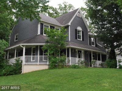 Mount Airy Single Family Home For Sale: 1003 Deer Hollow Drive