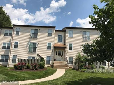 Frederick Condo For Sale: 5804 Lantana Circle #I