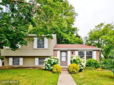 Frederick Single Family Home For Sale: 785 Cromwell Court