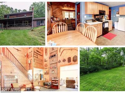 Myersville Single Family Home For Sale: 4450 Middlepoint Road
