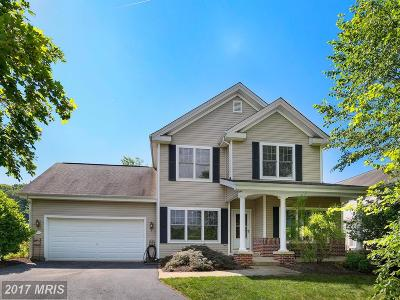 Frederick Single Family Home For Sale: 5651 Vineyard Court