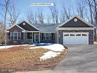 Frederick Single Family Home For Sale: 14201 Harrisville Road