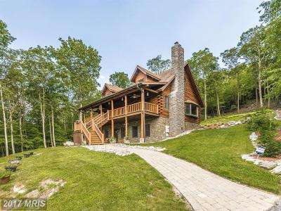 Single Family Home For Sale: 7313 Black Road
