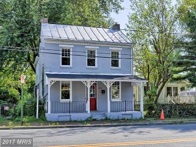 Frederick Single Family Home For Sale: 378 Madison Street