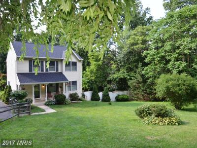 Frederick Single Family Home For Sale: 14506 Old Catoctin Road