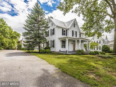Walkersville Single Family Home For Sale: 30 Main Street