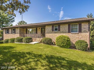 Myersville Single Family Home For Sale: 10306 Harmony Road