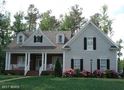 Frederick Single Family Home For Sale: Back Mountain Road