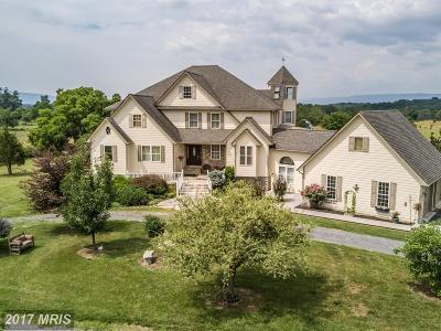 Middletown Single Family Home For Sale: 1038 Hites Road