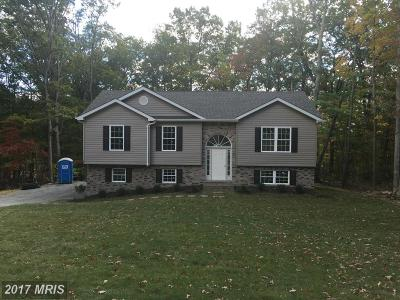 Frederick Single Family Home For Sale: Ettawah Trail