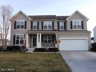 Frederick, Shenandoah, Warren, Winchester City Rental For Rent: 123 Fredericksburg Drive