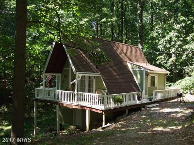Frederick Single Family Home For Sale: 141 Mimosa Trail