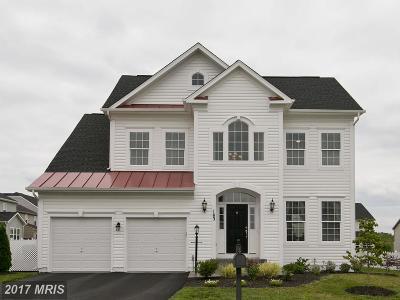 Frederick Single Family Home For Sale: 163 Blackford Drive