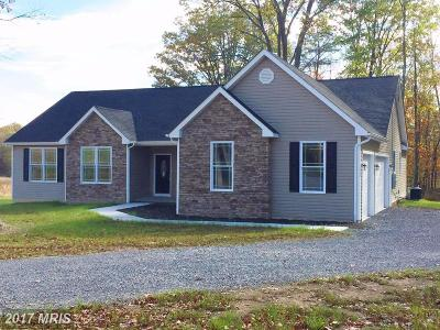 Winchester Single Family Home For Sale: 3285 Back Mountain Road