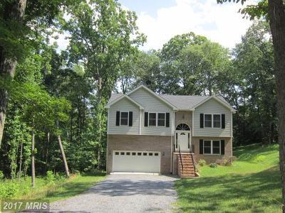 Frederick Single Family Home For Sale: 151 Falcon Trail