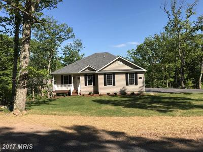 Winchester Single Family Home For Sale: Genessee Trail