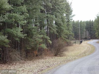 Frederick Residential Lots & Land For Sale: Woods Mill