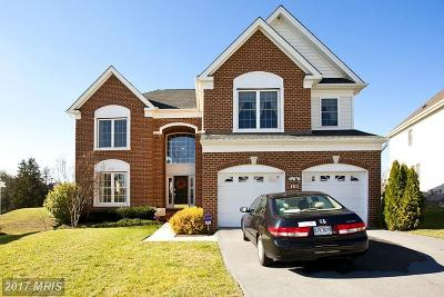 Frederick Single Family Home For Sale: 110 Pangborne Court