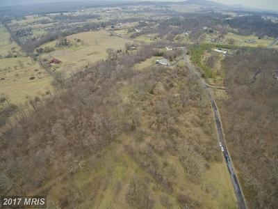 Frederick Residential Lots & Land For Sale: Saddleback Lane