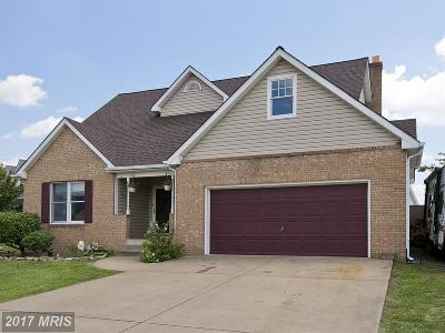 Frederick Single Family Home For Sale: 100 Shepherds Court