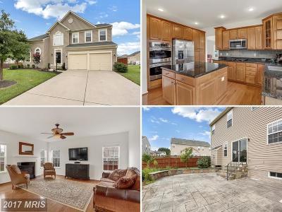 Frederick Single Family Home For Sale: 107 Marlise Lane