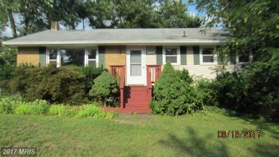 Winchester Single Family Home For Sale: 123 Cherry Hill Circle