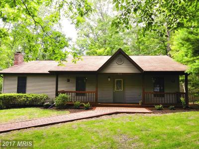 Frederick Single Family Home For Sale: 535 Northwood Circle