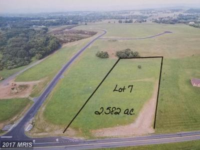 Frederick Residential Lots & Land For Sale: Hites Road