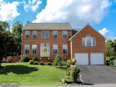 Frederick Single Family Home For Sale: 303 Colin Court