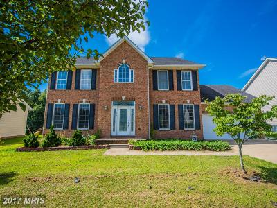 Frederick Single Family Home For Sale: 113 Falabella Drive