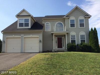 Frederick, Shenandoah, Warren, Winchester City Rental For Rent: 402 Craig Drive