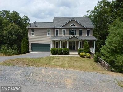Frederick Single Family Home For Sale: 136 Waterside Lane