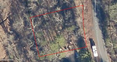 Frederick Residential Lots & Land For Sale: 525 Northwood Circle