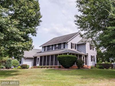 Frederick Single Family Home For Sale: 241 Clayhill Drive