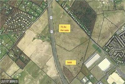 Frederick Residential Lots & Land For Sale: Apple Valley Rd. And Rt. 37 Road
