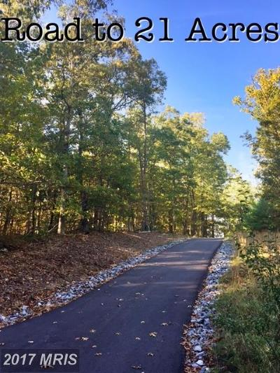 Frederick Residential Lots & Land For Sale: Cedar Grove Road