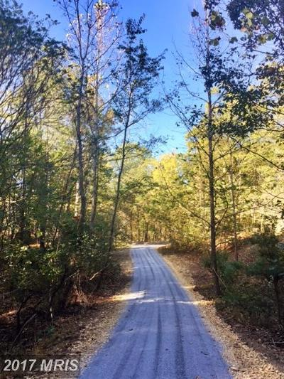 Frederick Residential Lots & Land For Sale: Glaize Orchard Road