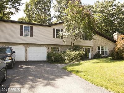 Frederick Single Family Home For Sale: 402 Sunset Circle