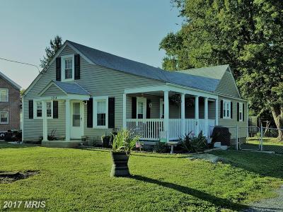Frederick Single Family Home For Sale: 124 Hudson Avenue
