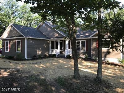Frederick Single Family Home For Sale: Gough Road