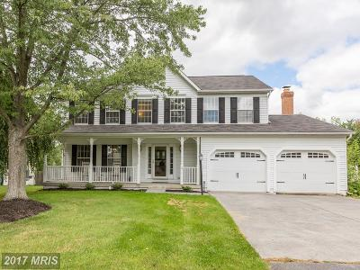 Frederick Single Family Home For Sale: 211 Montgomery Circle