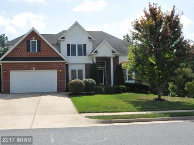Frederick Single Family Home For Sale: 500 Brabant Drive
