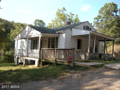 Winchester Single Family Home For Sale: 1416 Green Spring Road