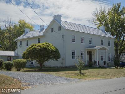 Middletown Single Family Home For Sale: 7822 Church Street