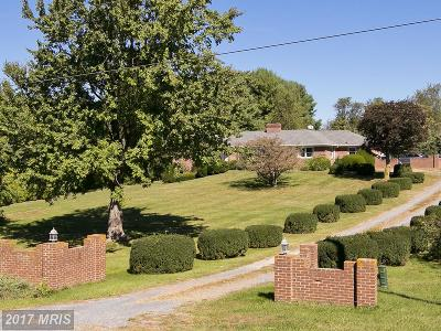 Winchester Single Family Home For Sale: 1002 Carters Lane