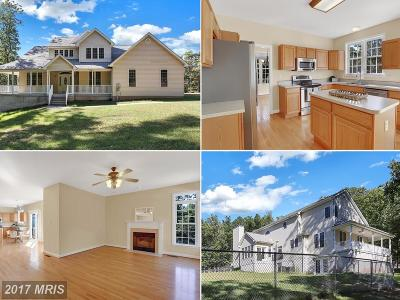 Winchester Single Family Home For Sale: 241 Foggy Mountain Drive