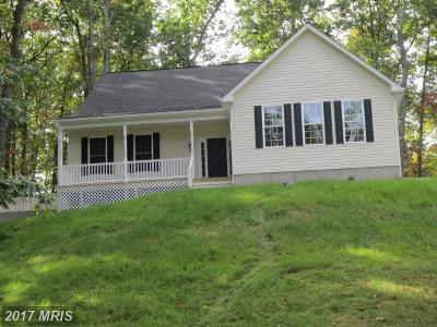 Winchester Single Family Home For Sale: 140 Conns East Drive