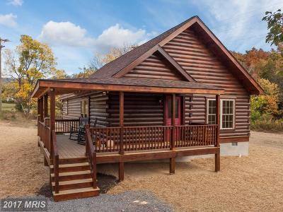 Single Family Home For Sale: 935 Brill Road